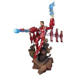 Marvel Gallery - Avengers 3 - Unmasked Iron Man MK 50 Figur