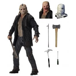 Friday the 13th (2009) - Jason Voorhees Ultimate Actionfigur