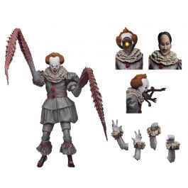 IT - Dancing Clown - Pennywise Ultimate Actionfigur