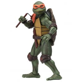 Teenage Mutant Ninja Turtles (1990 Movie) - Michelangelo Figur