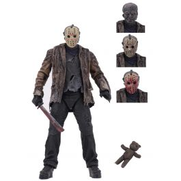 Freddy vs Jason Figur - Ultimate Jason Voorhees