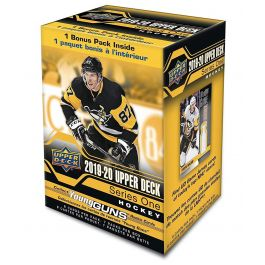 2019-2020 NHL Upper Deck Series One Hockey (Blasterbox)