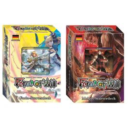Force of Will - Alice - Wie alles begann - Starter 2er Set (DE)