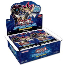 Yu-Gi-Oh! Trials of the Kingdom - SD4 - Booster Display (DE)