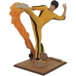 Gallery Statue - Bruce Lee - Kicking 25cm