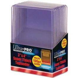 Topload 3 x 4 Inch (Super Thick Cards 130pt) (10er Pack)