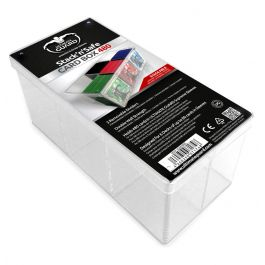 Ultimate Guard Stack-n-Safe 6-Compartment Box