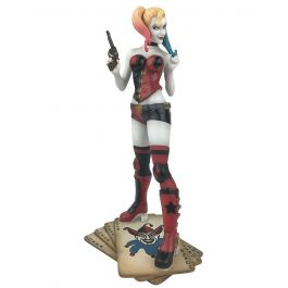 DC Gallery - Harley Quinn Rebirth - Comic Statue