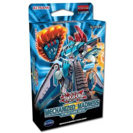 Yu-Gi-Oh! Mechanized Madness Structure Deck (DE)