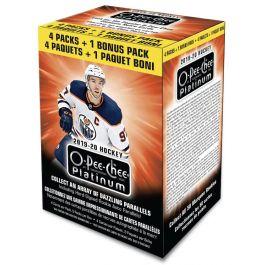 2019-2020 NHL O-Pee-Chee Platinum Hockey (Blasterbox)