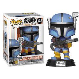 POP! - Star Wars Mandalorian - Heavy Infantry Mando Figur