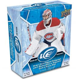 2019-2020 NHL Upper Deck Ice Hockey Display