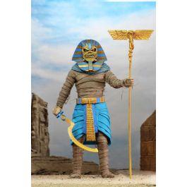 Iron Maiden - Pharaoh Eddie Clothed Actionfigur