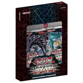 Yu-Gi-Oh! Dragons of Legend The Complete Series (DE)