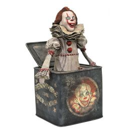 Gallery - IT 2 - Pennywise-In-The-Box Statue