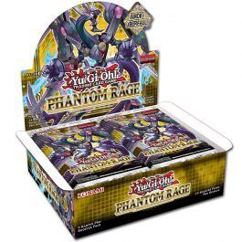 Yu-Gi-Oh! Phantom Rage - Booster Display - 1. Auflage (DE)