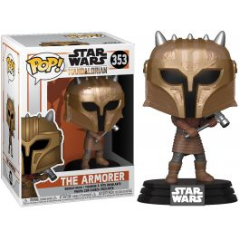 POP! - Star Wars The Mandalorian - The Armorer Figur