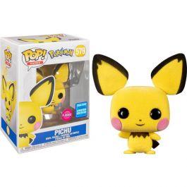 POP! - Pokemon - Pichu (Flocked) Figur