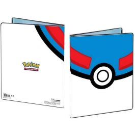 Pokémon Tauschalbum - Great Ball - 9-Pocket Portfolio