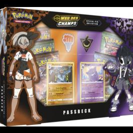 Pokémon - Passbeck Spezial-Pin-Kollektion (DE)