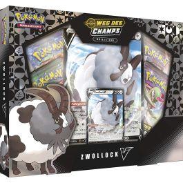 Pokémon - Schwert und Schild Zwollock V Kollektion (DE)