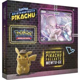 Pokémon - Pikachu Movie  Mewtu-GX Kollektion (DE)