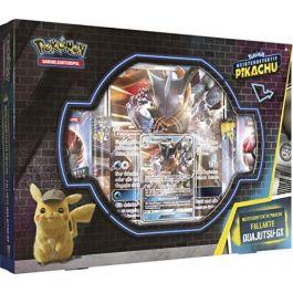Pokémon - Pikachu Movie Quajutsu-GX Pin-Box (DE)