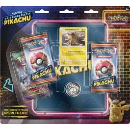 Pokémon - Pikachu Movie Blister + 4-Pocket-Portfolio (DE)
