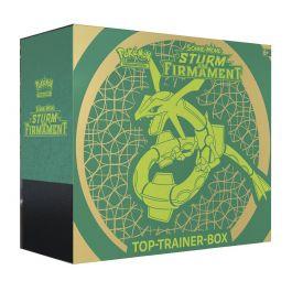 Pokémon Sturm am Firmament Top-Trainer-Box (DE)