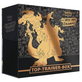 Pokémon Weg des Champs Top-Trainer-Box (DE)