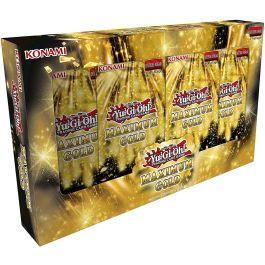Yu-Gi-Oh! Maximum Gold Tuckbox (DE)