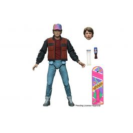 Back to the Future 2 - Ultimate Marty Actionfigur