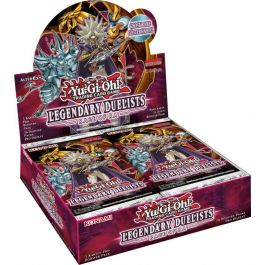 Yu-Gi-Oh! Rage of Ra - Booster Display (DE)