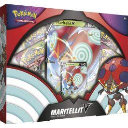 Pokémon Cards Schwert und Schild - Maritellit V Box (DE)