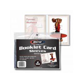 BCW Booklet Topload - vertikal (10 Stück)