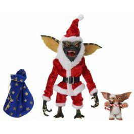 Gremlins - Santa Stripe & Gizmo Actionfiguren-Set
