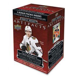 2020-21 NHL Artifacts Hockey (Blasterbox)