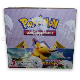 Pokemon - Schwert & Schild Serie 4 - Farbenschock - Display (DE)