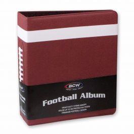 BCW Premium Football Album