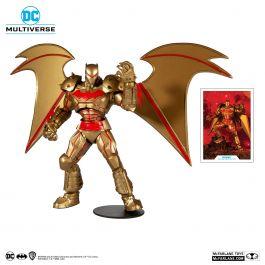 DC Multiverse Batman Hellbat Suit - Actionfigur