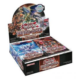 Yu-Gi-Oh! Battles of Legend: Armageddon - Booster Display - 1. Auflage (DE)