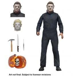 Halloween 2 - Ultimate Michael Myers Actionfigur