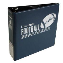 Album Football - Ringbuchordner Blau - 3-Inch Format