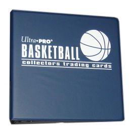 Album Basketball - Ringbuchordner Blau - 3-Inch Format