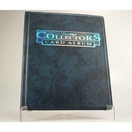 Einsteckalbum für 40 Karten - Collectors Album Blau