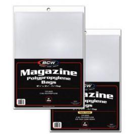 BCW Magazine Bags (100 St.)