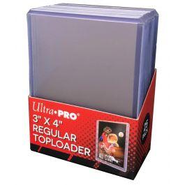 Regular Toploader 3 x 4 Inch (25 Stück)