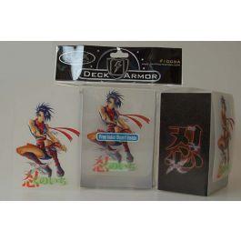 Vertical Deck Armor Box Ninja Girl