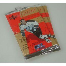 2000-2001 DEL German Hockey Cards (24 lose Booster)