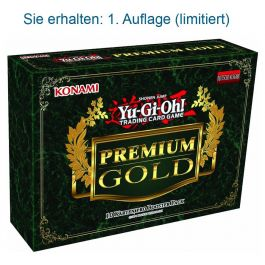 Yu-Gi-Oh! Premium Gold (DE) - 1. Auflage